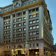 Grand Hotel Central Barcelona Spain 136