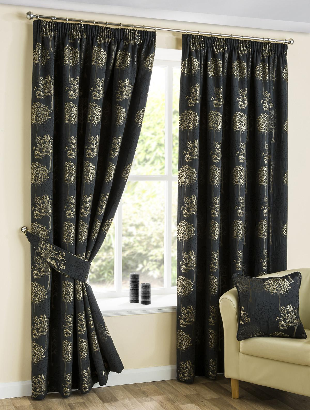 Gold Curtains High Quality Window Curtains Terrys Fabrics