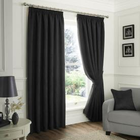 Black Curtains Curtains At Affordable Prices Terrys Fabrics