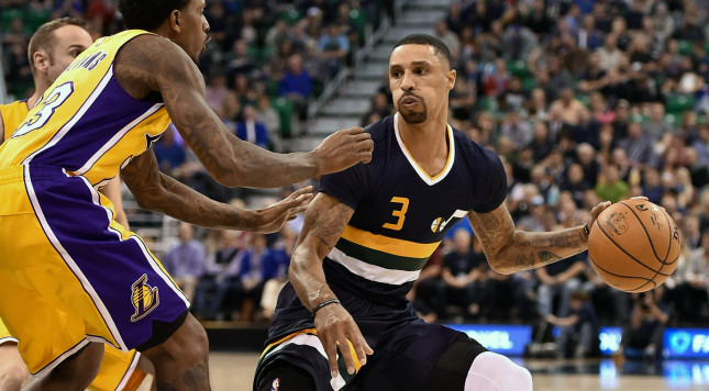 Image result for george hill jazz