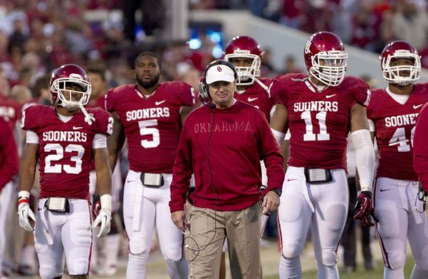 Image result for bob stoops
