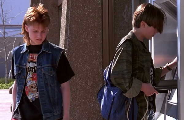 terminator2 T shirts in movie: Terminator 2