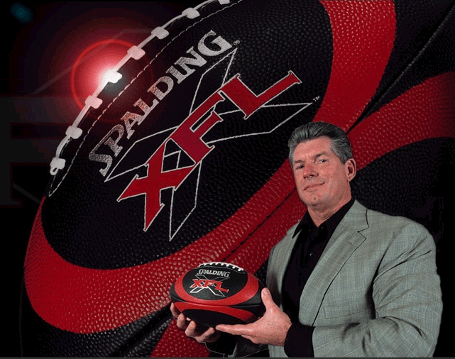 Image result for WWE XFL
