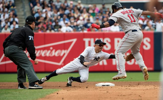 Yankees And Red Sox Could Play Regular Season Games In