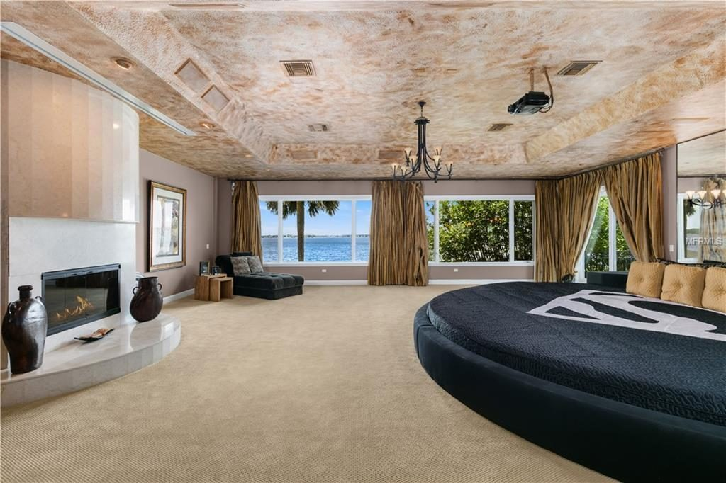 Shaqs ridiculous Florida mansion can be yours for a cool