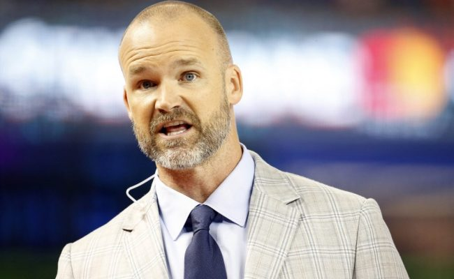 Hot Mic Catches David Ross Swearing At The Little League