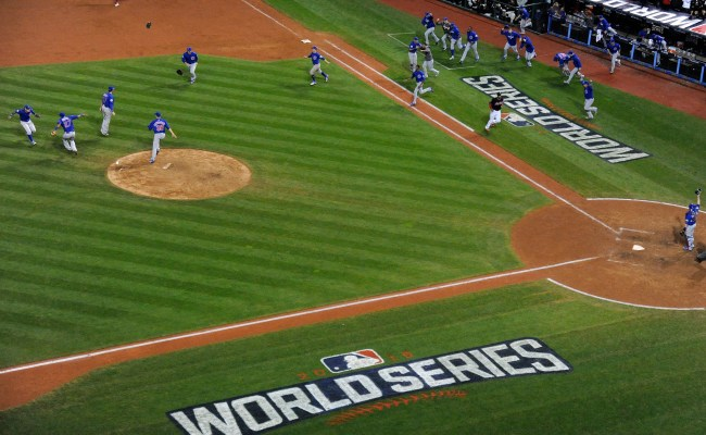 World Series Game 7 Was The Most Watched Baseball Game In