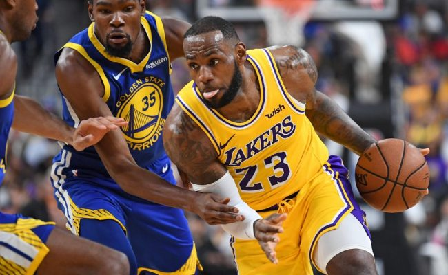 10 Must Watch Nba Games In October Lebron S Lakers Debut