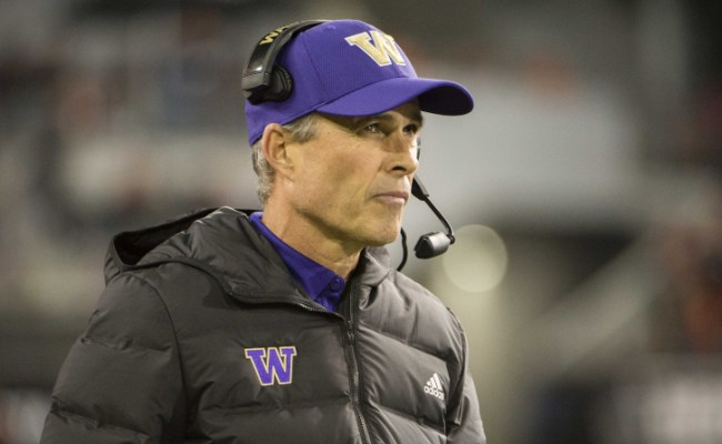 Could Chris Petersen Be The Next College Coach To Take A