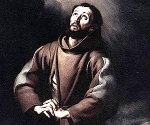Saint Francis of Asisi