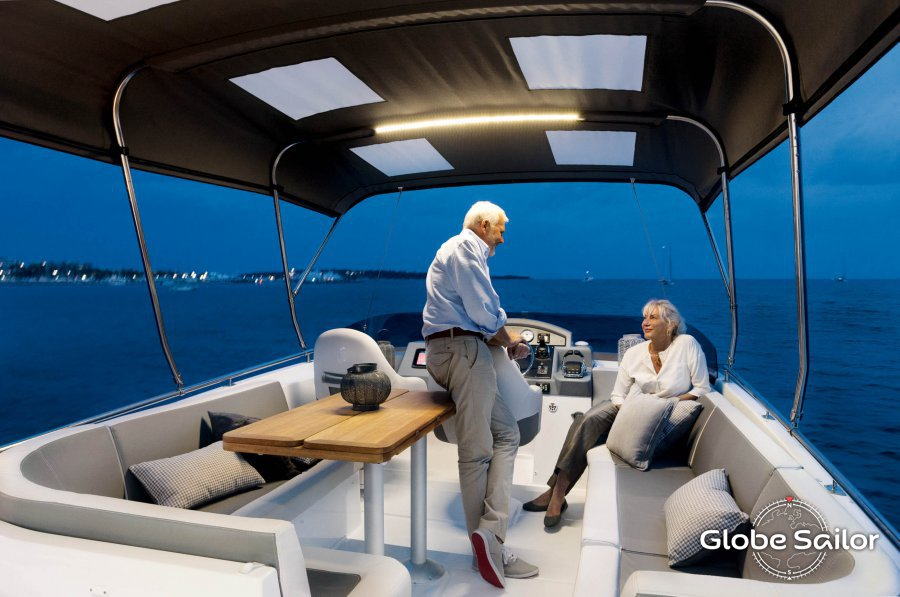 Swift Trawler 50 Boat Specification Swift Trawler 50