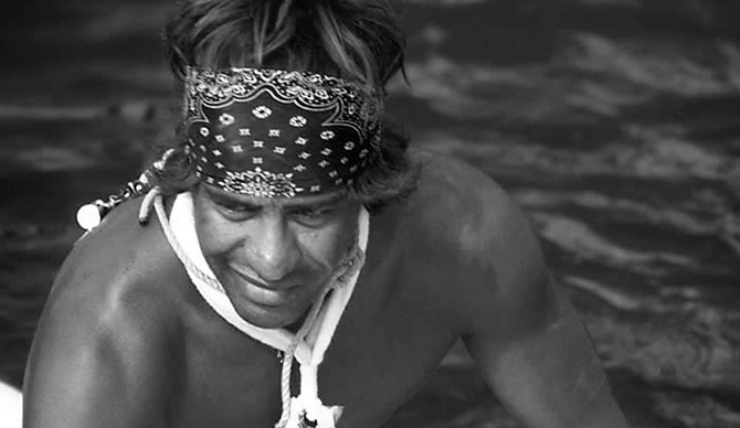 Eddie Aikau Surf Wettbewerb Oahu Hawaii