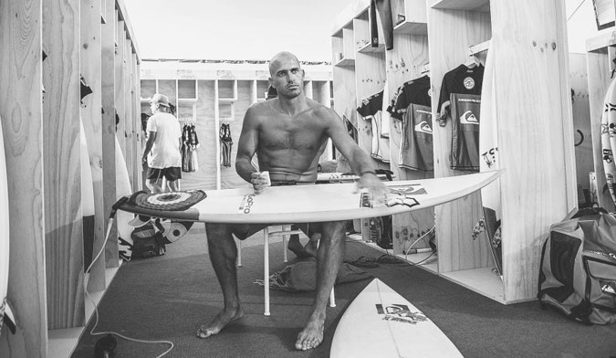 Why Did Kelly Slater Leave Quiksilver  The Inertia