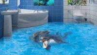 5 Bathrooms That Will Make You Feel Like You're Aqua ...