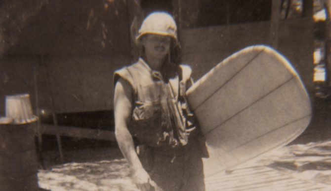 Vietnam Vet Used Surfing to Escape Horrors of War  The