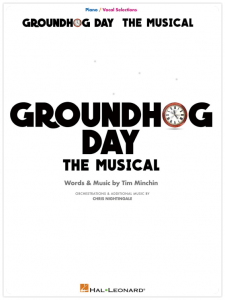 Tim Minchin · The Groundhog Day Songbook is available now!