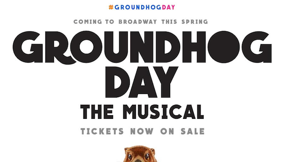 Tim Minchin · Tickets are now on sale for Groundhog Day on