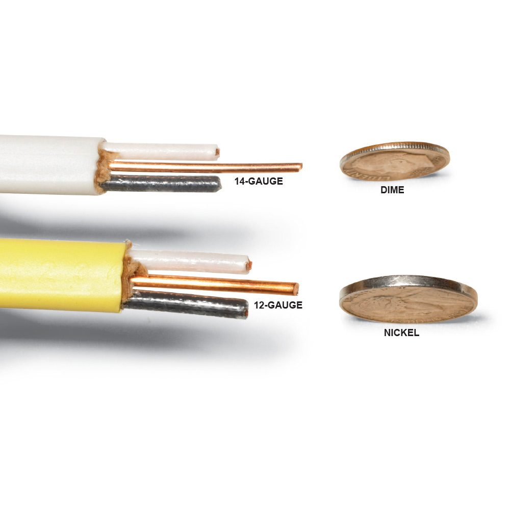 medium resolution of two wires with different gauges construction pro tips