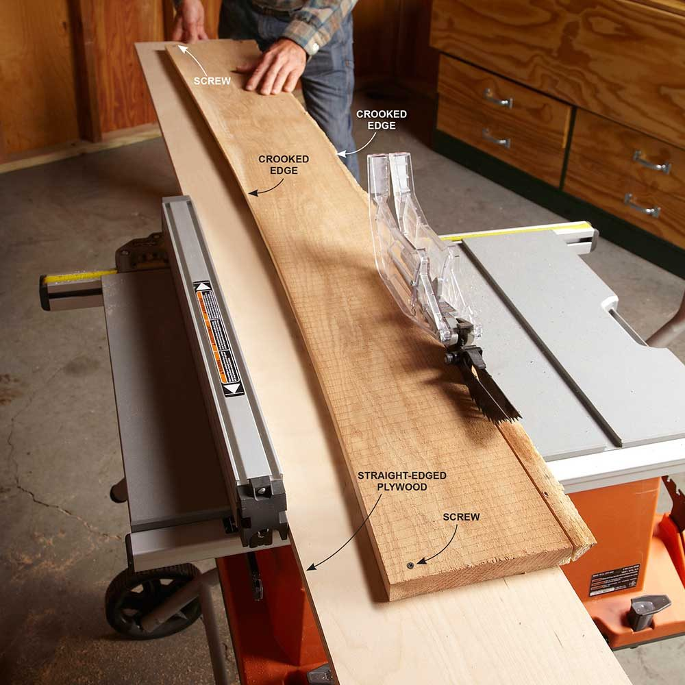 Plywood Table Saw