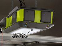 Meet the 2-HP Ultra-Quiet Ryobi Garage Door Opener | The ...
