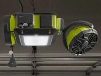 Meet the 2-HP Ultra-Quiet Ryobi Garage Door Opener | The ...