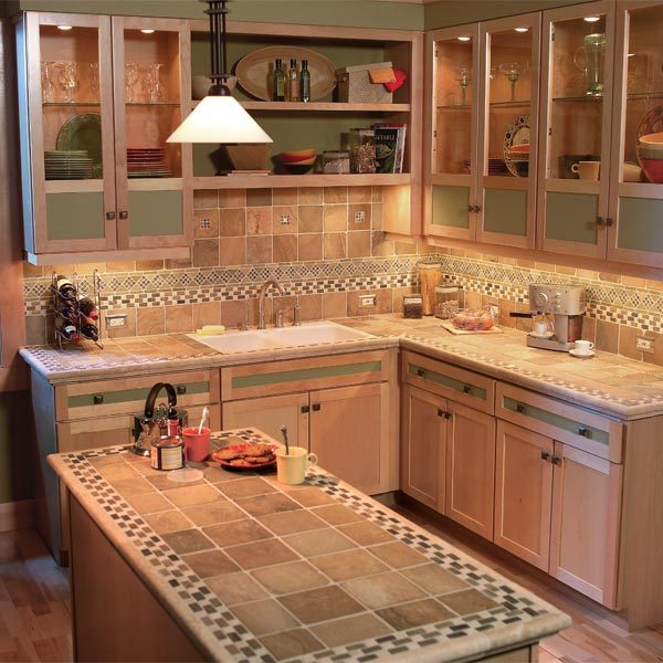 small space kitchen Small Kitchen Space-Saving Tips   The Family Handyman