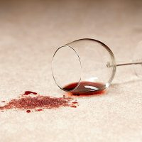 How to Get Red Wine, Coffee, & Tomato Sauce Stains Out of ...