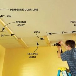 Recessed Lighting Parts Diagram Cat 5 Wiring Wall Jack B How To Build A Soffit Box With | The Family Handyman