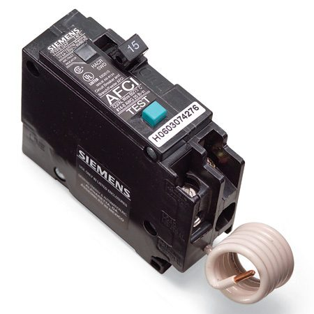 Fix A Sensitive Arc Fault Circuit Breaker  The Family