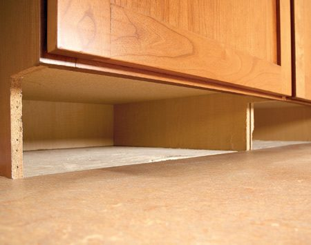 two tier kitchen drawer organizer big sinks how to build under-cabinet drawers & increase ...