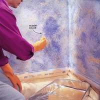 How to Sponge Paint a Wall | The Family Handyman