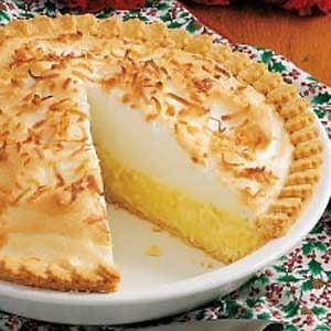 Image result for coconut cream pie