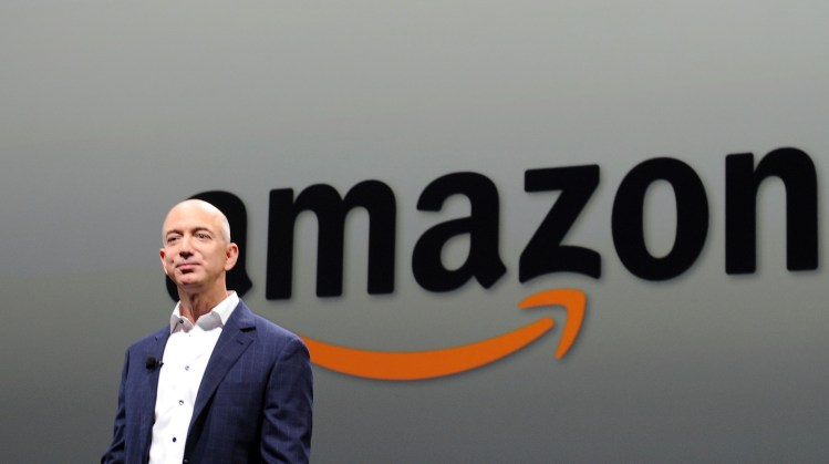 Bilderesultat for jeff bezos