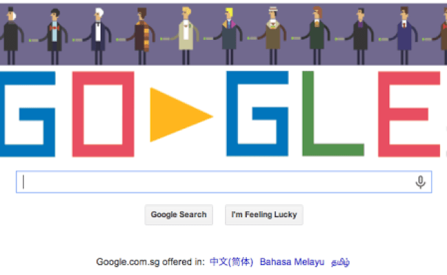 Google Doodle Plays Tribute To Doctor Who 50th Anniversary