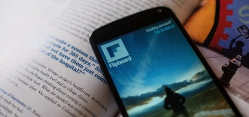 flipboard android 2 520x245 Flipboard acquires fellow content aggregator Zite from CNN