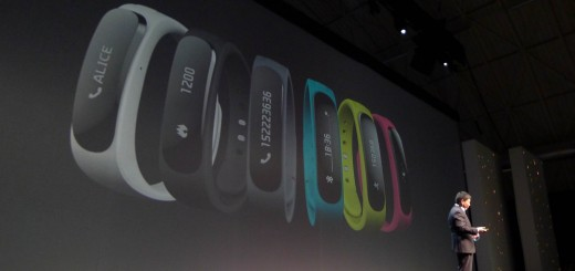 talkband 520x245 Huawei TalkBand B1 is a fitness and sleep tracker with a Bluetooth 4.1 earpiece for wireless calls
