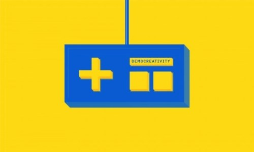 DEMOCREATIVITY CONTROL BLUE YELLOW 520x312 Sweden (yes, the country) wants your ideas for a new breed of games