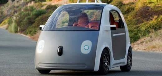 Google self-driving car crop