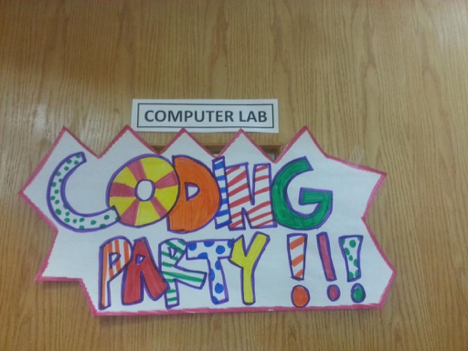 Coding party Is Googles Made with Code program getting more girls into tech?