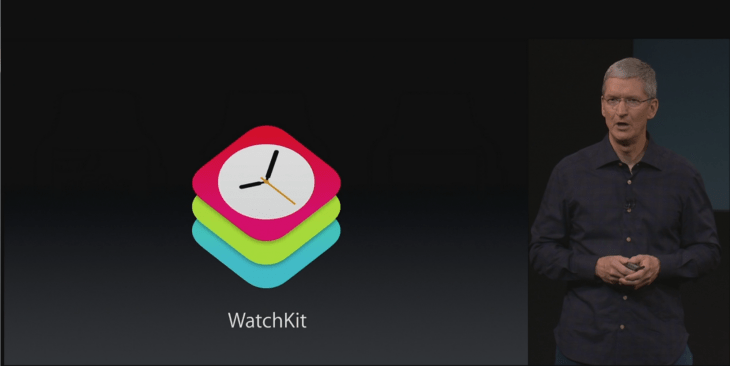 WatchKit 730x366 The Apple Watch SDK, WatchKit, will be available next month