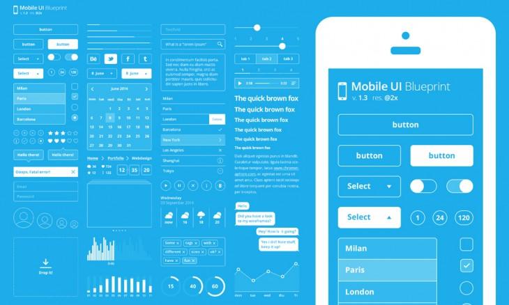 mobileuiblueprint 730x438 40 free resources every designer should know