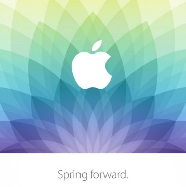 Apple Watch Spring Forward 730x733 Apple announces its next media event on March 9, likely for Apple Watch