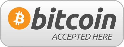 Bitcoin accepted here printable 520x198 A brief history of bitcoin   and where its going next