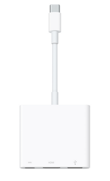 One Cable to Rule Them All: USB-C and the New MacBook