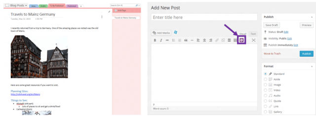 OneNote-welcomes-three-new-partners-cloudHQ-Equil-and-WordPress-4 - www.office.com/setup