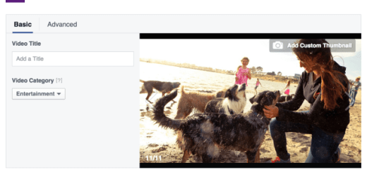 video-upload-flow-basic-options