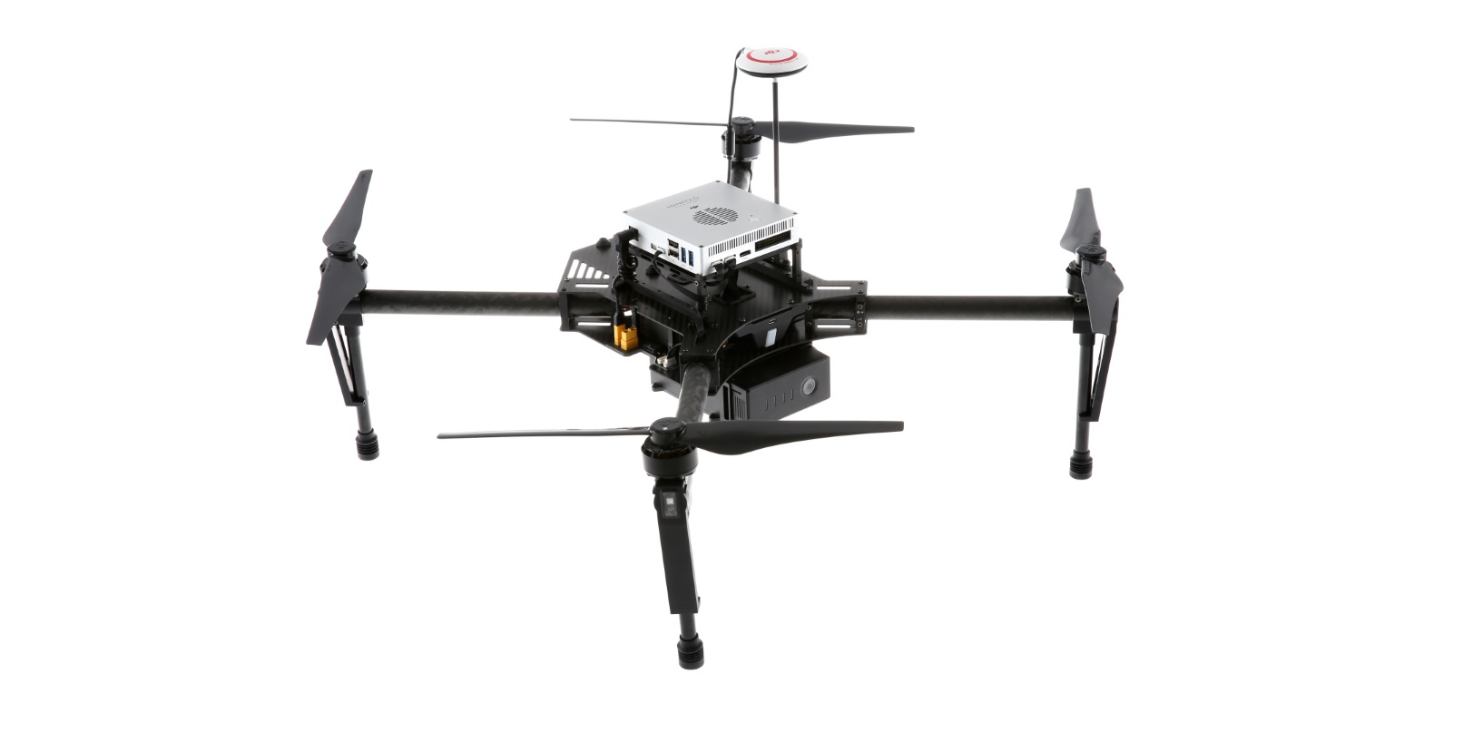 DJI has launched a drone that's also a flying computer
