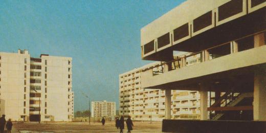 Soviet-Buildings