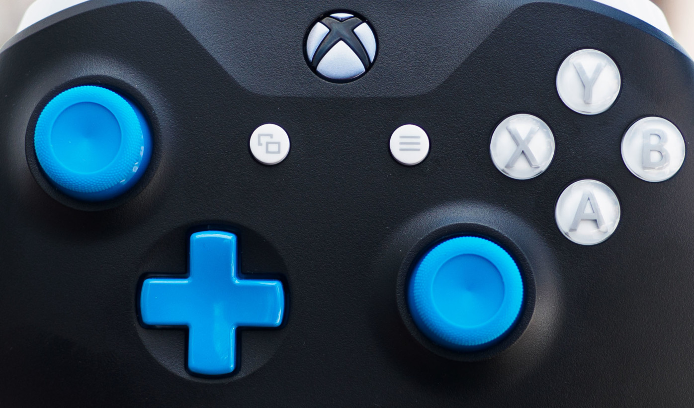 Review Custom Xbox One S Bluetooth Controller
