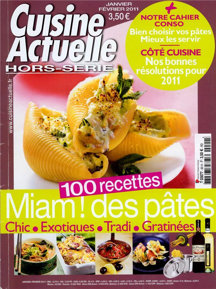 Cuisine Actuelle Hors Serie Janvier 2019
